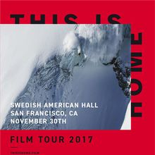 """San Francisco Premiere of Faction's """"This is Home"""" Ski Movie"""