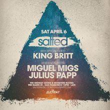 Salted ft. King Britt, Miguel Migs & Julius Papp