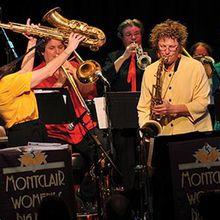Presidio Sessions: Montclair Women's Big Band