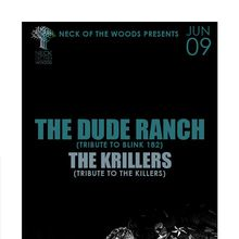 THE DUDE RANCH, The Krillers