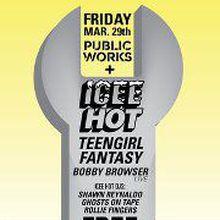 Icee Hot: Teengirl Fantasy, Bobby Browser