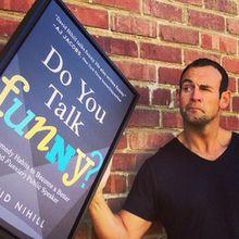 Book Talk: David Nihill - Do You Talk Funny?