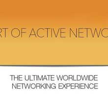 THE ART OF ACTIVE NETWORKING, SAN FRANCISCO Nov, 6th 2017