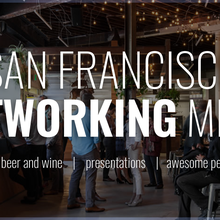 San Francisco Networking Mixer at Armory Club (LIMITED FREE DRINKS)