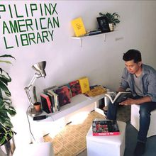 PAL / The Pilipinx American Library at the Asian Art