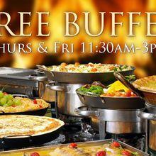Free Lunch Buffet