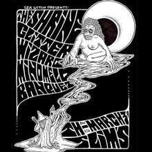 The Shrine w/ Glitter Wizard, Mind Meld, Banquet   presented by Sea Witch