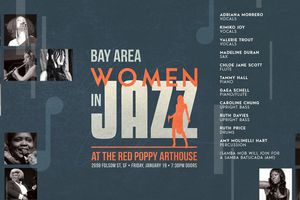 Bay Area's Women in Jazz: A...