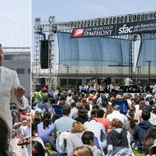 Free San Francisco Symphony Concert at the Waterfront