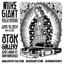 ATAK SF Presents: Mike Giant - Notes From the High Ground