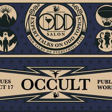 Odd Salon: Occult