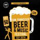 San Francisco Beer & Music Festival
