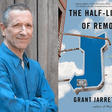 GRANT JARRETT at Books Inc. in The Marina