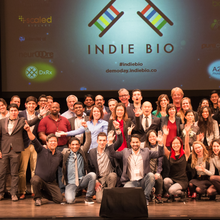 IndieBio Demo Day Apr 17th, 2018 at Herbst Theater