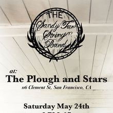 The Sandy Tar String Band (OH) Comes to the Plough and Stars