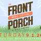 The Front Porch Music Festival