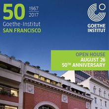 Open House at Goethe-Institut San Francisco