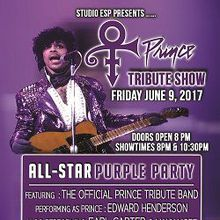 Prince Tribute Concert: The All Star Purple Party