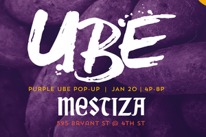 UNDISCOVERED SF: Purple Ube...