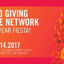 Latino Giving Circle Network End of Year Fiesta