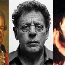 Philip Glass and the Class of '37.
