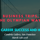 Business trips, the Olympian way! From stress to health WORKSHOP