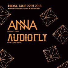 ANNA & Audiofly (Luca): Presented by Arboria Technolabs & PW