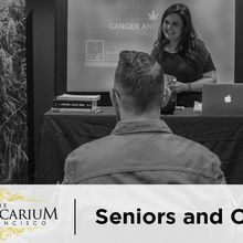 Seniors and Cannabis: An Introduction -- Free Class at The Apothecarium