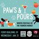 Paws & Pours: Winter Cocktails of the Farmers Market
