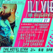 iLLvibe, w/ Special Guests The Taykeover, Skevious Tips, J. Morgan + more