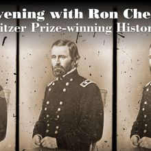 An Evening with Ron Chernow, Pulitzer Prize-Winning Historian