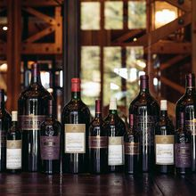 A Five Course Dinner Paired with Selected wine from Joseph Phelps Vineyards including Insignia