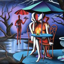 Discover the Daring Artistry of Contemporary Master Mark Kostabi