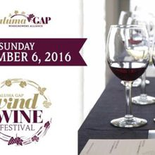 Petaluma Gap Wind to Wine Tasting Event