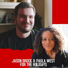 X-Factor's Jason Brock in 5th Annual Holiday Show with Paula West!