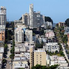 Russian Hill Walking Tour