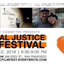 GLIDE Legacy Committee Presents: A Social Justice Film Festival