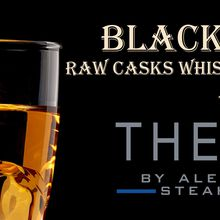 The Sea by Alexander's Steakhouse To Host Blackadder Raw Cask Whisky Tasting Event