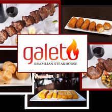 Thanksgiving Day Celebration at Galeto Brazilian Steakhouse in Oakland