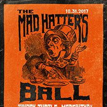 Mad Hatter's Ball Ft. Trippy Turtle + MadeInTYO + 24Hrs