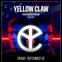 Yellow Claw Afterparty