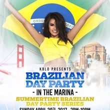 Brazilian Day Party in the Marina-Summertime Brazilian Day Party Series