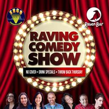 Raving Comedy Show