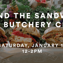 Luke's Local Commons: Behind the Sandwich - Deli Butchery Class