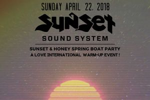 Sunset & Honey Soundsystem ...