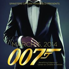 007 Shaken, Not Stirred