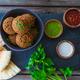 Buy 1, Get 1 FREE Falafel Entrees from SAJJ Mediterranean