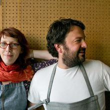12 Nights of Chocolate: Stuart Brioza and Nicole Krasinski (State Bird Provisions)