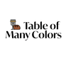 Table of Many Colors image