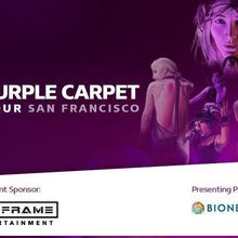 Amplify Her - San Francisco Purple Carpet After Party